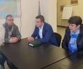 Народният представител Радостин Танев се срещна с жители на Чирпан и Раднево