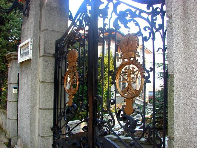 Mitropoliata - porta
