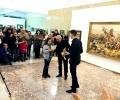 Деца рисуваха Освобождението в Стара Загора