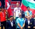 Старозагорецът Севдалин Славов стана световен шампион по муай тай