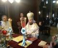 Митрополит Киприан с Божествени литургии днес и утре за Лазаровден и Цветница