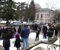 Старозагорци излязоха в подкрепа на задържания д-р Иван Димитров
