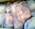 32 замразени пилета и други вещи са открити в къща на крадци в с. Загоре