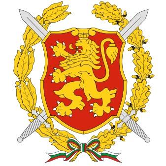 Balgarska armia - znak
