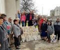 Великденско дарение от Граждански клуб ЛИПА зарадва възрастни старозагорци
