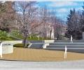 Зона за отдих и сцена ще има в обновения център на град Шипка