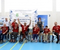 Отборът на Дома за възрастни хора с физически увреждания - Стара Загора стана безспорен шампион на Спортните игри за хора с увреждания 2018