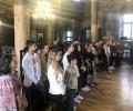 Старозагорски ученици участваха в среща-дискусия за християнските ценности