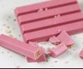 Пуснаха розов шоколад, KitKat го представи за пръв път в Европа