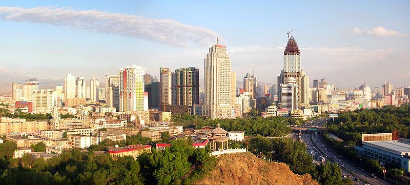 Urumqi_panorama