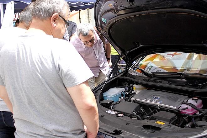 автомобил водород 3