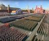 Владимир Путин заяви на Парада на Победата в Москва готовността на Русия за равноправно партньорство в името на мира