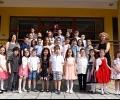 """Завърши първият випуск на детска градина """"Камбанка"""" в Стара Загора"""