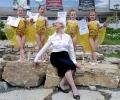 """Две първи, второ и две трети места завоюва балетната школа при НЧ """"Родина-1860"""" с ръководител Снежана Дескова"""