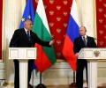 Борисов и Путин: Турски поток ще влиза в България