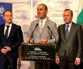 Манфред Вебер в София: Социалистите в Брюксел се държат по един начин, а в България по друг