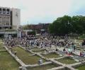 Старозагорци празнуваха 24 май на форумното пространство пред Регионалната библиотека