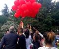 Балони-мечти в небето над Стара Загора пуснаха деца, заедно с депутата Георги Гьоков