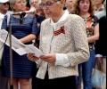 Слово на Валентина Бонева - председател на ОбС на БСП - Стара Загора, пред митинга по случай Деня на Победата, 9 май 2018 г.