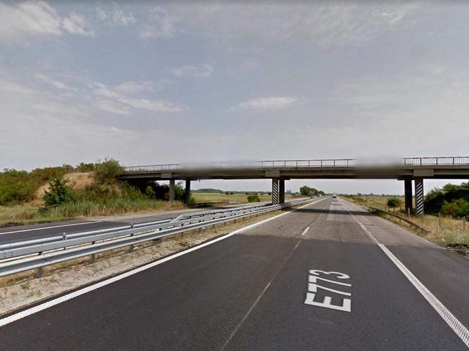 """Ще се ремонтира от края на хубавия асфалт, който свършва на 1,56 км в посока Стара Загора от пътен възел """"Пловдив-изток"""""""