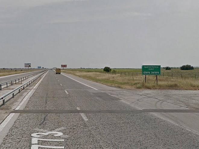 22-та километра ремонт приключват на границата със Старозагорска област