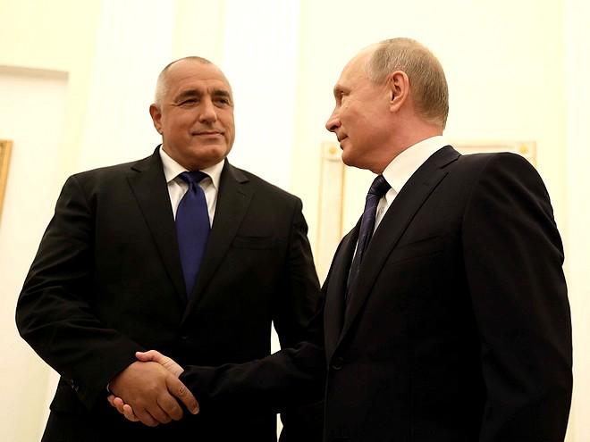 Borisov - Putin