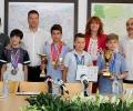 Шампионът на Азия по математика ще участва в творчески математически конкурс в Корея