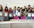Наградиха студенти от Аграрния факултет на Тракийския университет, победили в конкурс на