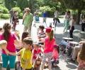 Джаз импровизации за малки и големи в централния парк на Стара Загора