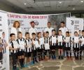 Млади футболисти получиха сертификати на Ювентус джуниър камп в Стара Загора