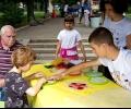 Стотици деца дойдоха на Арт панаира в Стара Загора, който се провежда днес и утре в парк