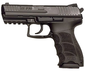 Pistolet HK 9x19
