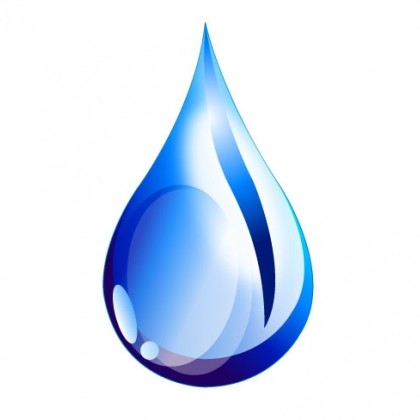 Voda kapka