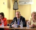 Механизма за обхващане на децата в училище обсъждат в Стара Загора с министър Красимир Вълчев