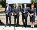 Направиха първа копка за рехабилитацията на пътя Чирпан-Симеоновград