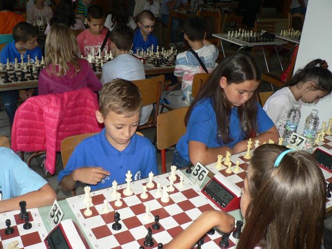 Chess Tournament - Radnevo 2018 1