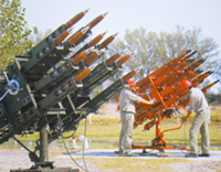 Protivogradni raketi