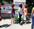 Община Стара Загора първа стартира проект за оползотворяване на ненужни дрехи, обувки и домашен текстил