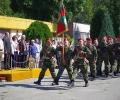 Първи национален събор на запасното воинство се проведе в Крънската кория с участието на президента и министъра на отбраната