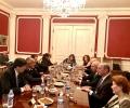Премиерът Бойко Борисов се срещна в Ню Йорк с представители на американски еврейски организации