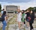 Младежи от Южна Корея гостуваха в Стара Загора по линия на международния обмен