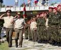 Втора механизирана бригада чества 20 години от създаването си