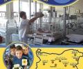 Деца даряват два кувьоза за бебетата в УМБАЛ - Стара Загора