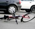 Велосипедистка се блъсна в