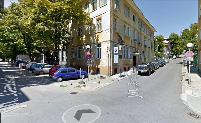 Centar za podkrepa na lichnostnoto razvitie streetview