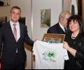 """Народният представител Радостин Танев стартира втори етап на инициативата """"Аз обичам Стара Загора"""""""