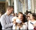 Едногодишният Янислав и още 30 деца бяха кръстени днес в Стара Загора
