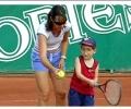 Мануела Малеева ще играе в благотворителен тенис мач на 5 октомври в Стара Загора