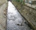 Почистват канала в Стара Загора