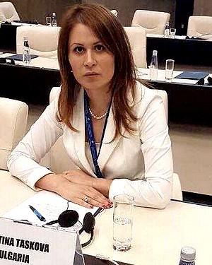 Krastina Taskova